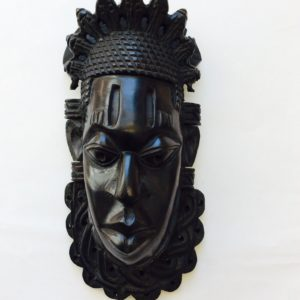 Wooden African Tribal Masks