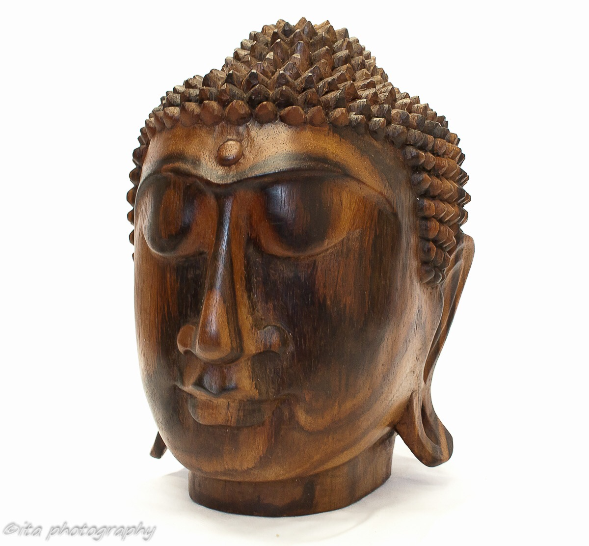Buddha Head Kazeem The Tomb Raider